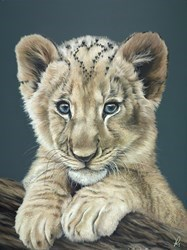 Can You Feel the Love by Hayley Goodhead -  sized 30x40 inches. Available from Whitewall Galleries